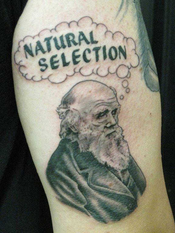 darwin_tattoo