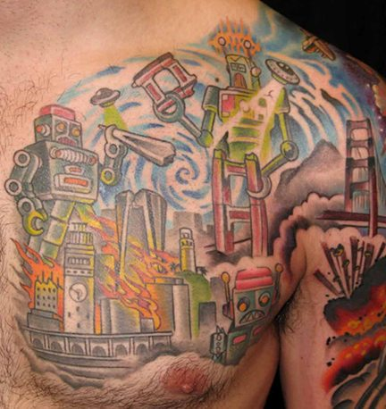 San Francisco's Finest Tattoos