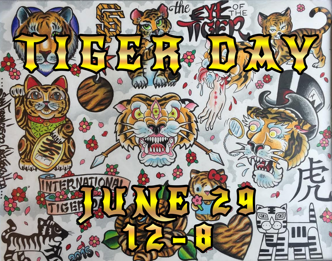 International Tiger Day 2017